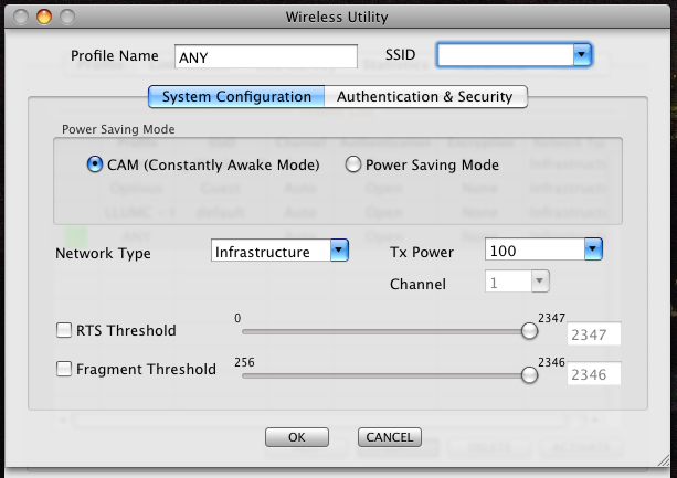 for MacOS Sierra download Ralink Wireless Utility 2 6 2 0