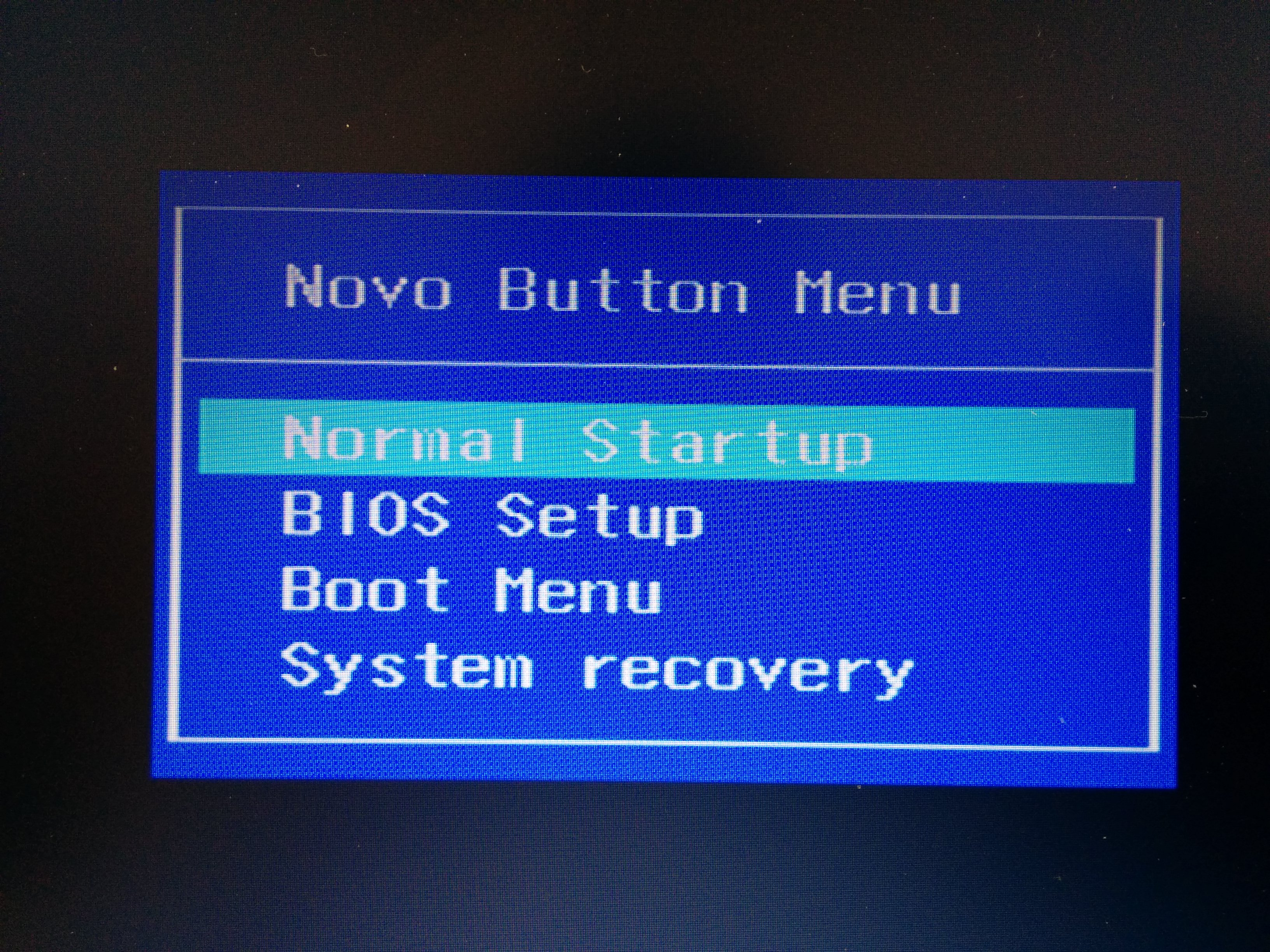 How to Enter the Lenovo Y50 BIOS