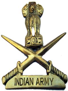 pin indian army logo vector goa bellary hospet india to