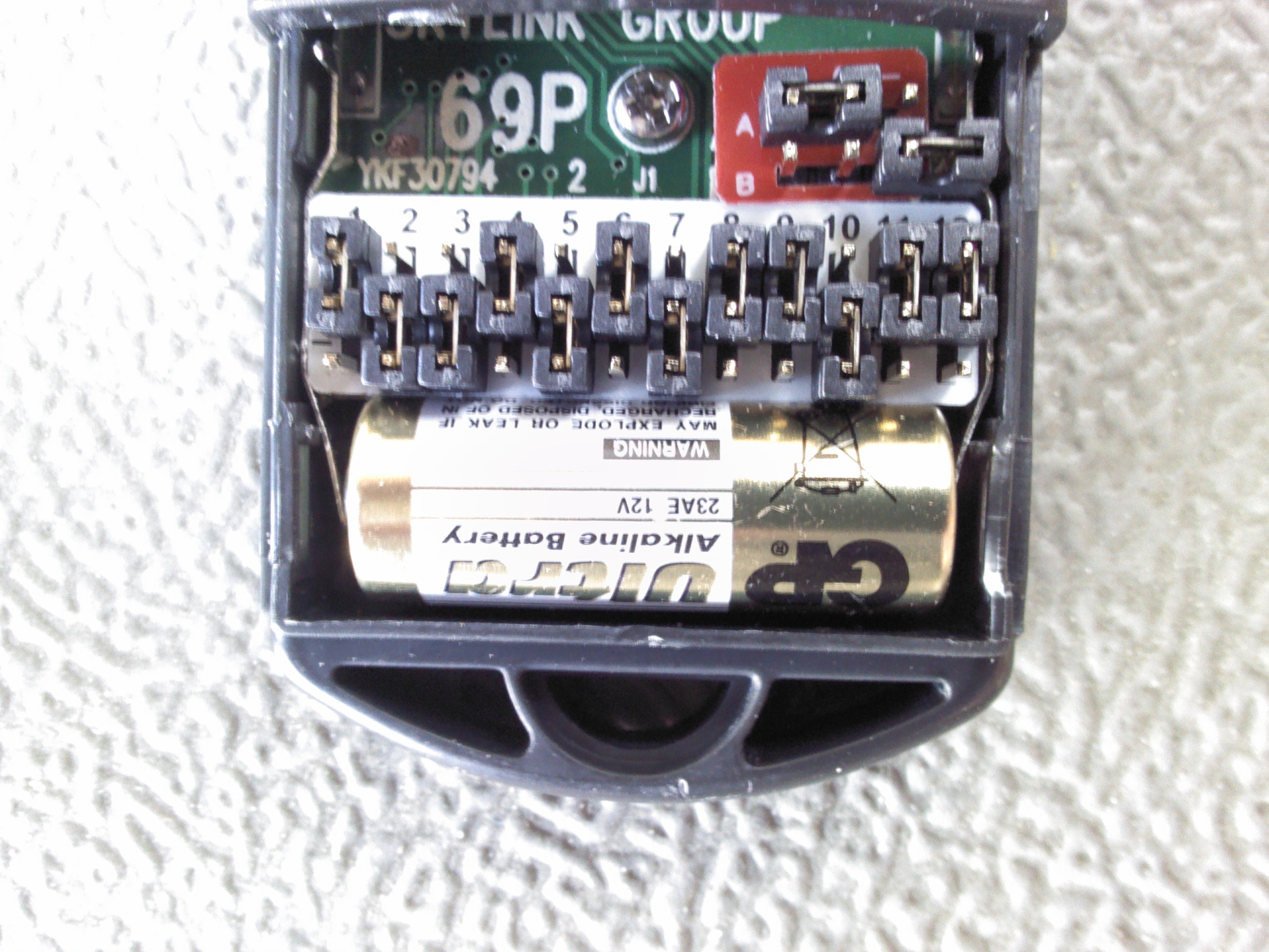 Genie 912 Remote Control Replacement