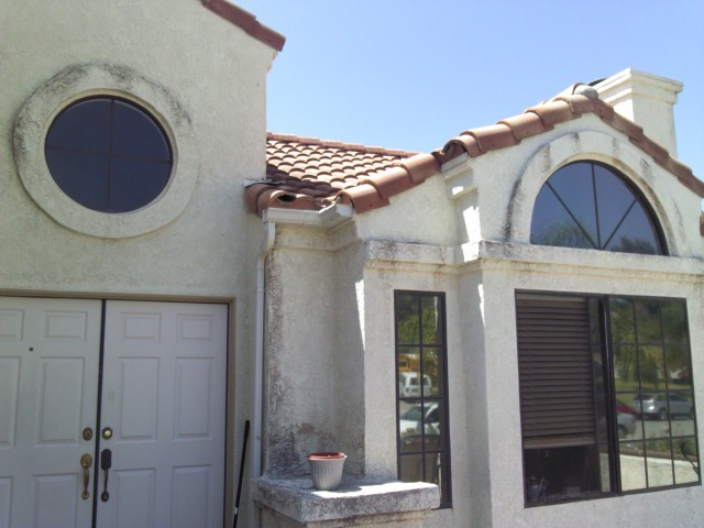 How to clean the exterior of a dirty house - How to clean the exterior of a house ...