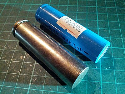 Protecting 18650 Lithium Ion Battery