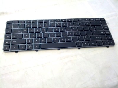 Replacing the Keyboard on the HP Pavilion dv6-3050us
