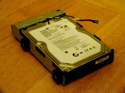 Seagate Expansion External Drive Disassembly